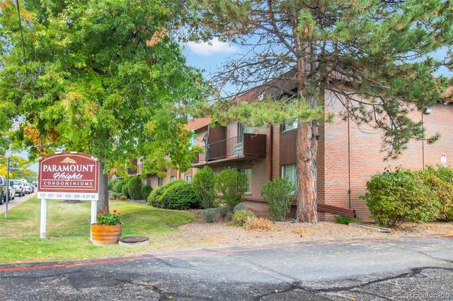 10185 W 25th Avenue #37, Lakewood, CO 80215 (#5258445) :: The DeGrood Team