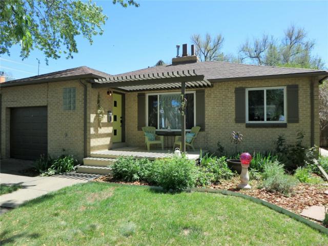 790 Leyden Street, Denver, CO 80220 (#5258678) :: Wisdom Real Estate