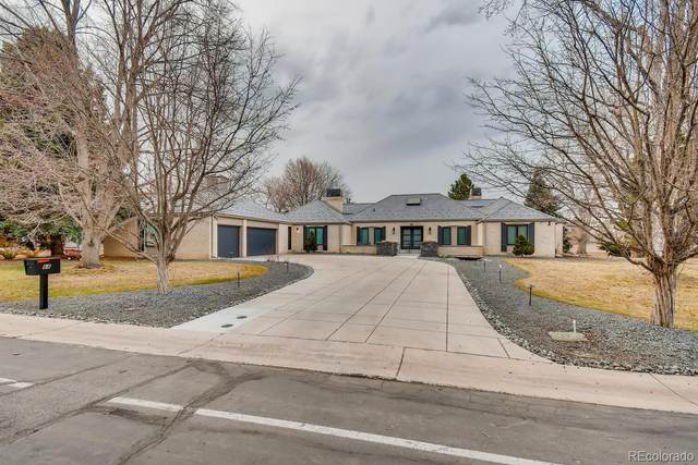 88 Fairway Lane, Littleton, CO 80123 (#5258718) :: The Dixon Group