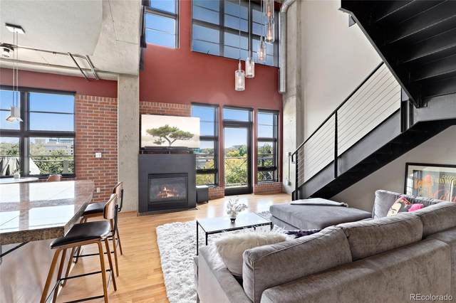 1860 Washington Street #608, Denver, CO 80203 (MLS #5258731) :: 8z Real Estate