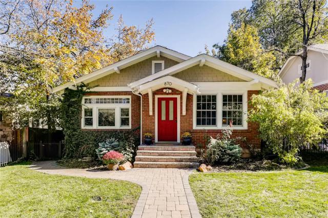 870 15th Street, Boulder, CO 80302 (MLS #5258746) :: 8z Real Estate