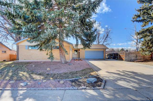 10969 Larry Drive, Northglenn, CO 80233 (#5258889) :: The Dixon Group