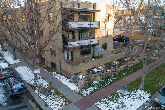 500 E 11th Avenue #201, Denver, CO 80203 (#5259084) :: James Crocker Team