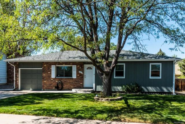 4551 S Holland Street, Denver, CO 80123 (#5259191) :: The Healey Group