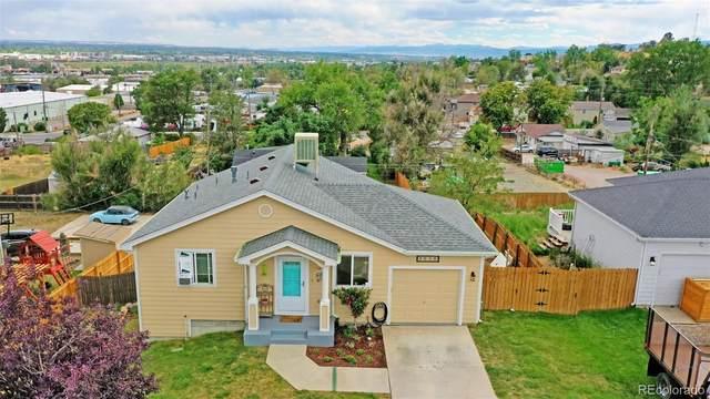 2510 W Cornell Avenue, Denver, CO 80236 (MLS #5259810) :: 8z Real Estate