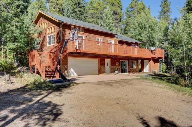 2439 Lump Gulch Road, Black Hawk, CO 80422 (MLS #5260169) :: 8z Real Estate