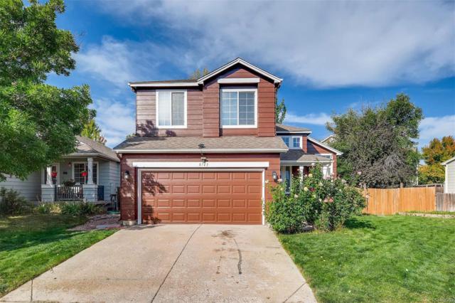 8745 Snowbird Way, Parker, CO 80134 (#5260256) :: House Hunters Colorado
