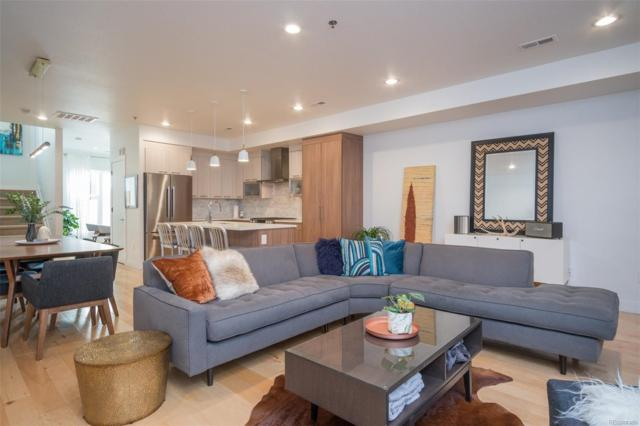3536 Navajo Street #102, Denver, CO 80211 (#5260502) :: The Pete Cook Home Group