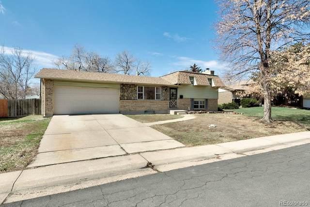 3339 S Galena Court, Denver, CO 80231 (#5260723) :: Finch & Gable Real Estate Co.