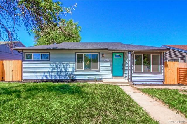 2085 Emporia Street, Aurora, CO 80010 (MLS #5260807) :: 8z Real Estate