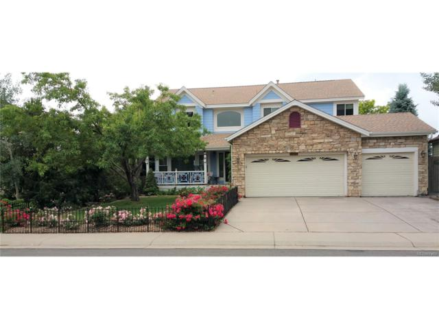 13970 W Cornell Avenue, Lakewood, CO 80228 (MLS #5261125) :: 8z Real Estate