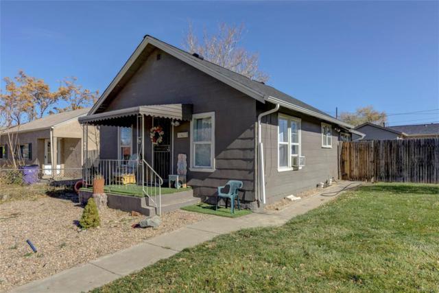 4700 Clayton Street #4702, Denver, CO 80216 (#5261508) :: The Peak Properties Group