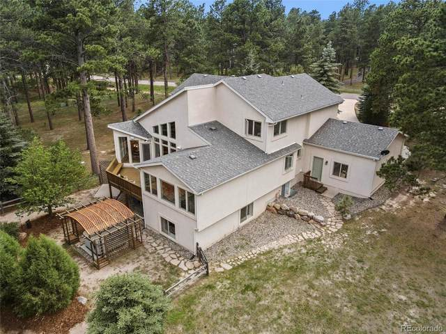 18175 Archers Drive, Monument, CO 80132 (#5261537) :: The Artisan Group at Keller Williams Premier Realty