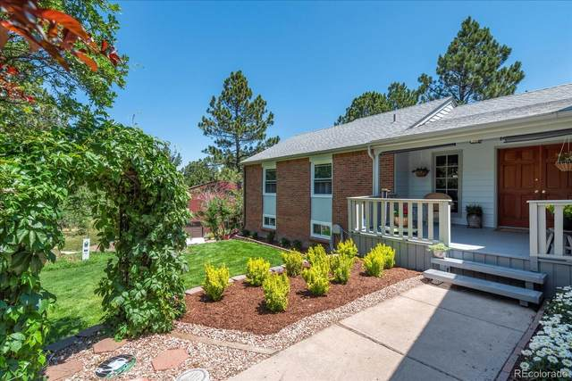 6134 N Beckwourth Court, Parker, CO 80134 (#5261639) :: The Dixon Group