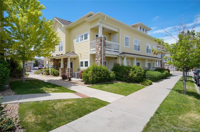 9489 Ashbury Circle #102, Parker, CO 80134 (#5261753) :: My Home Team