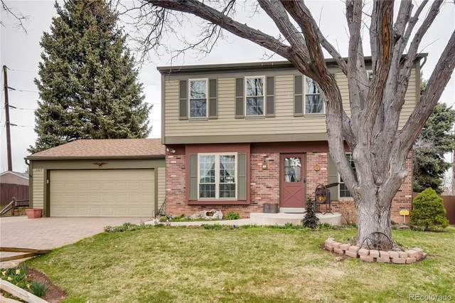 11927 W Stanford Drive, Morrison, CO 80465 (#5262459) :: Bring Home Denver with Keller Williams Downtown Realty LLC
