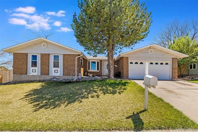4156 E Peakview Circle, Centennial, CO 80121 (#5262677) :: Mile High Luxury Real Estate