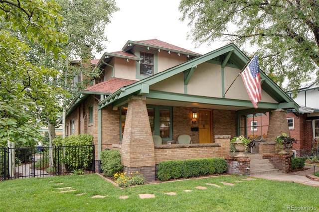 865 S Gilpin Street, Denver, CO 80209 (MLS #5262769) :: Neuhaus Real Estate, Inc.