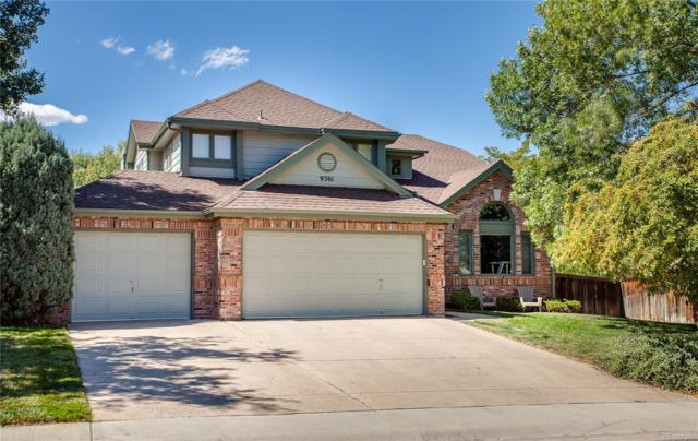 9301 Cornell Circle, Highlands Ranch, CO 80130 (#5262856) :: The Griffith Home Team
