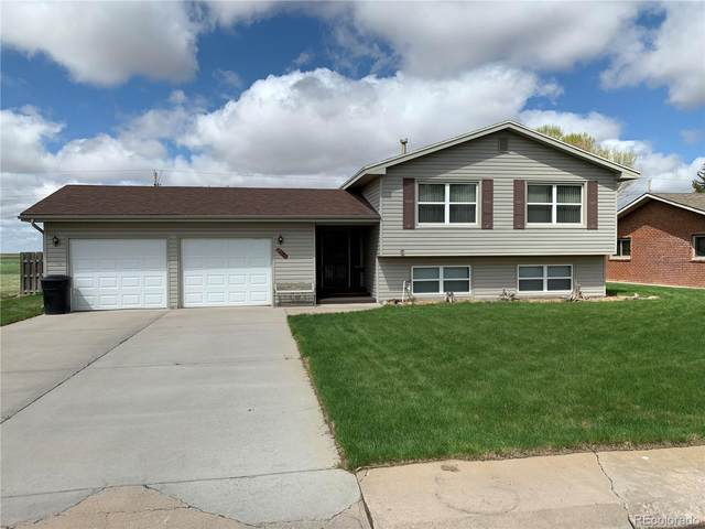 1316 Cedar Circle, Yuma, CO 80759 (MLS #5262904) :: 8z Real Estate