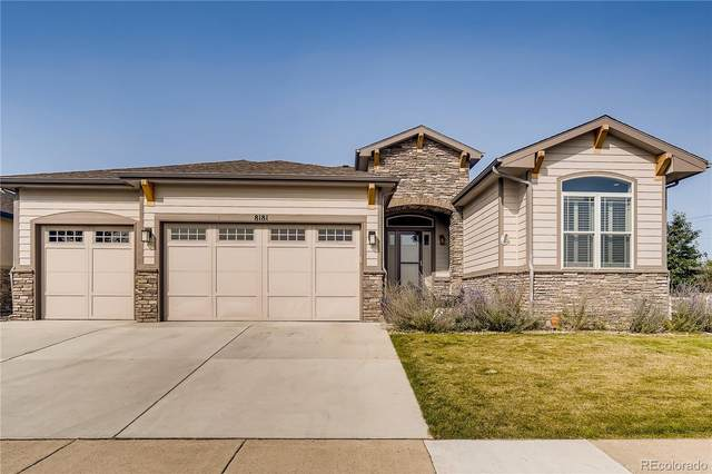 8181 Ward Road, Arvada, CO 80005 (#5263623) :: Peak Properties Group