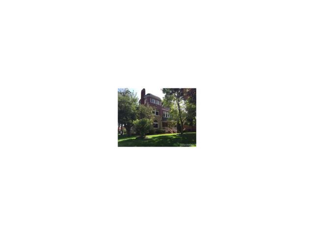 1444 Stuart Street, Denver, CO 80204 (#5263826) :: Ford and Associates