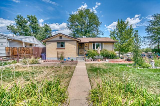 2805 W Mexico Avenue, Denver, CO 80219 (#5263849) :: The Heyl Group at Keller Williams
