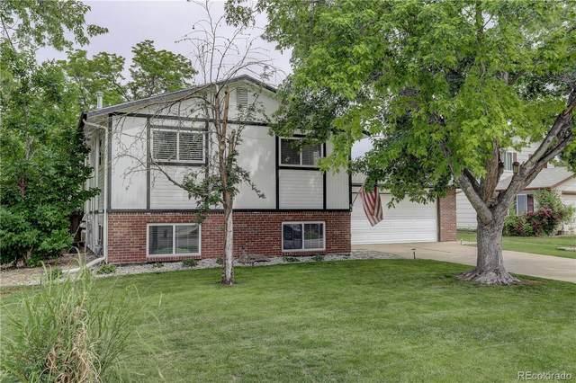 7326 S Pierce Court, Littleton, CO 80128 (MLS #5264012) :: 8z Real Estate