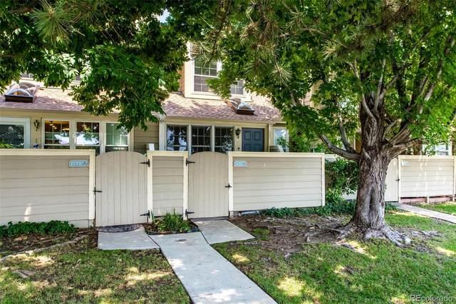 7373 E Iowa Avenue #1100, Denver, CO 80231 (#5264013) :: Finch & Gable Real Estate Co.