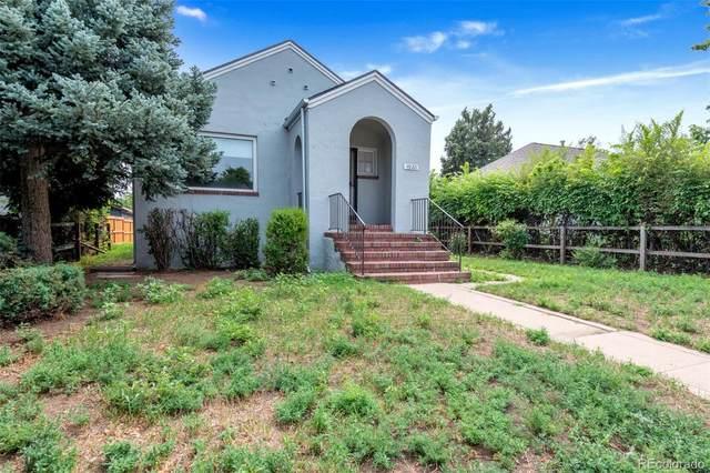 4920 Elm Court, Denver, CO 80221 (#5264145) :: Kimberly Austin Properties