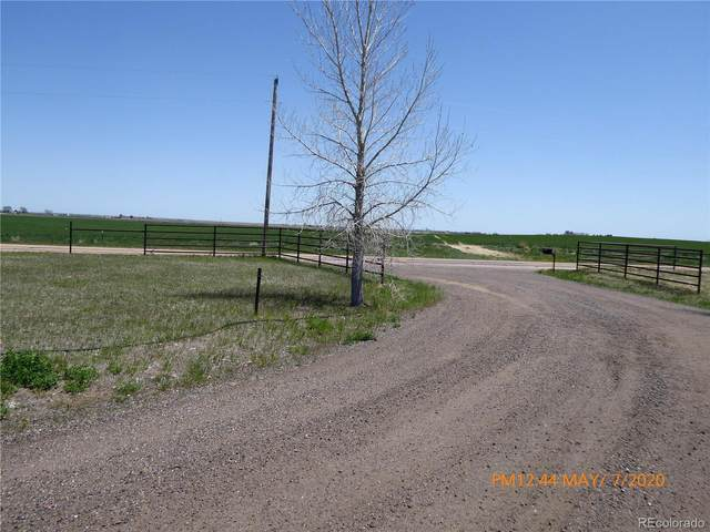 Wcr 65, Keenesburg, CO 80643 (MLS #5264286) :: 8z Real Estate