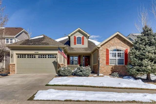 16391 Stonefeld Place, Parker, CO 80134 (#5264411) :: The Peak Properties Group