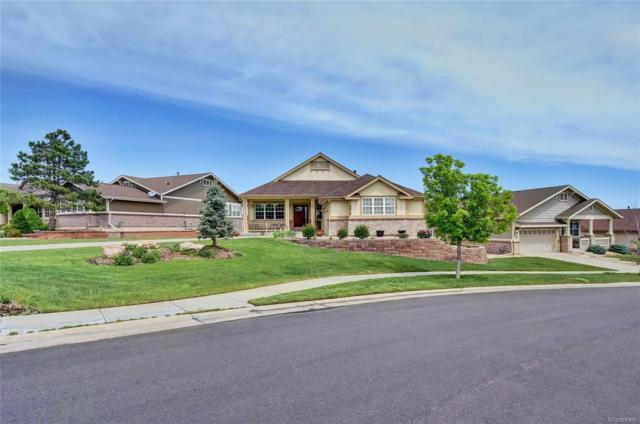8129 S Algonquian Circle, Aurora, CO 80016 (#5264504) :: Colorado Home Finder Realty