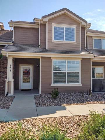 10497 Paris Street #405, Commerce City, CO 80640 (#5264766) :: The Healey Group