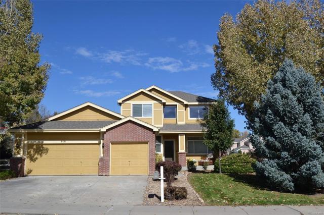 606 Teal, Longmont, CO 80503 (MLS #5264775) :: Kittle Real Estate