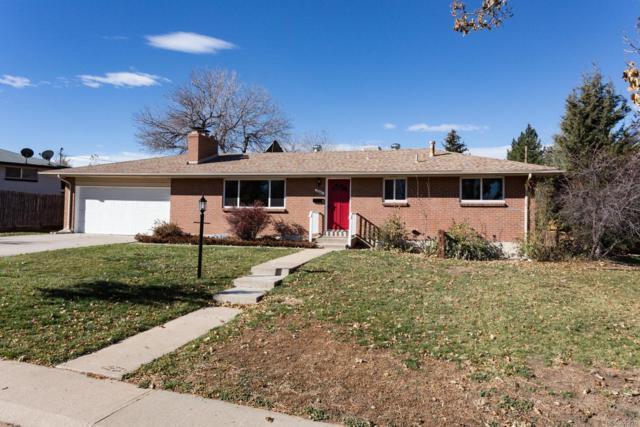 13607 E Dakota Way, Aurora, CO 80012 (#5265440) :: Bring Home Denver