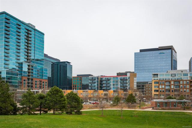 1620 Little Raven Street #701, Denver, CO 80202 (#5265900) :: The Peak Properties Group