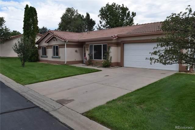1200 43rd Avenue #17, Greeley, CO 80634 (MLS #5266358) :: 8z Real Estate