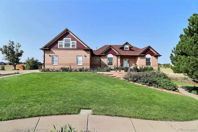 16505 Essex Road, Platteville, CO 80651 (MLS #5266915) :: Kittle Real Estate