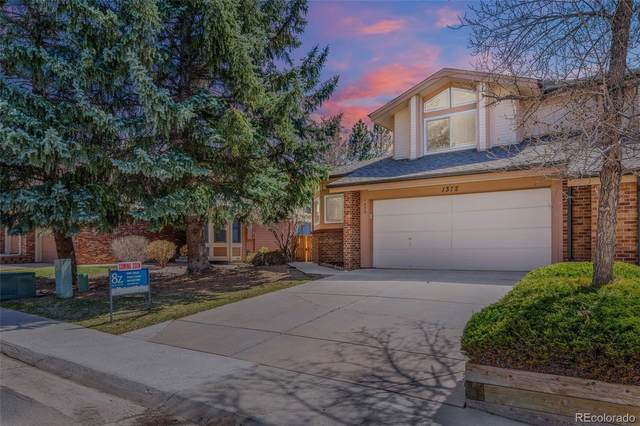 1372 Northcrest Drive, Highlands Ranch, CO 80126 (MLS #5266943) :: 8z Real Estate