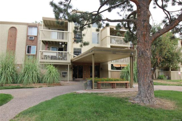 1300 S Parker Road #310, Denver, CO 80231 (#5268135) :: The Peak Properties Group