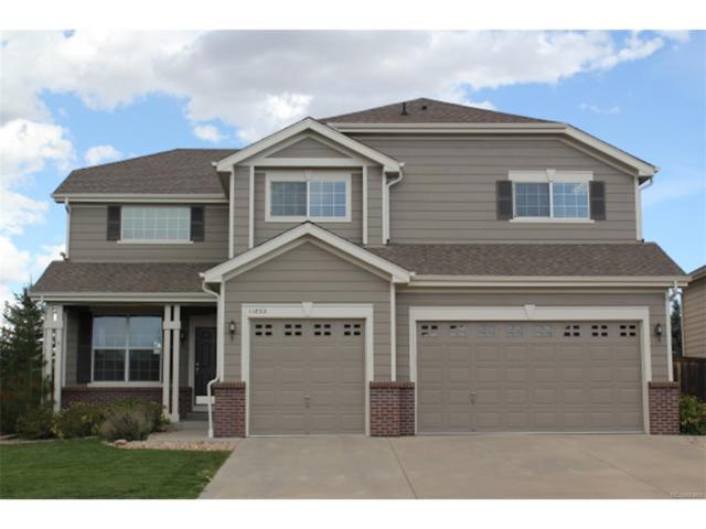 11822 Prairieville Court, Parker, CO 80134 (MLS #5268348) :: 8z Real Estate