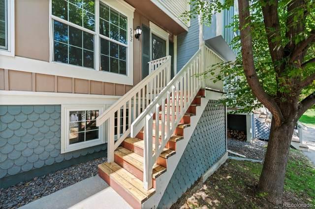 9962 W Cornell Place, Lakewood, CO 80227 (#5268818) :: Kimberly Austin Properties