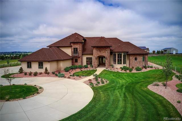 13125 Piney Lake Road, Parker, CO 80138 (#5268867) :: Mile High Luxury Real Estate