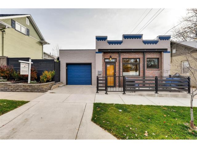 942 E Mississippi Avenue, Denver, CO 80210 (MLS #5269040) :: 8z Real Estate