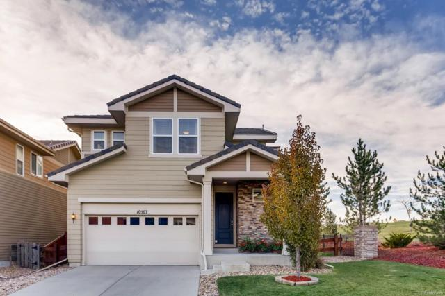 10503 Rutledge Street, Parker, CO 80134 (#5269774) :: The DeGrood Team
