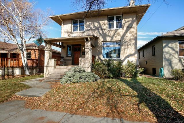 4135 E 16th Avenue, Denver, CO 80220 (#5269914) :: The Heyl Group at Keller Williams