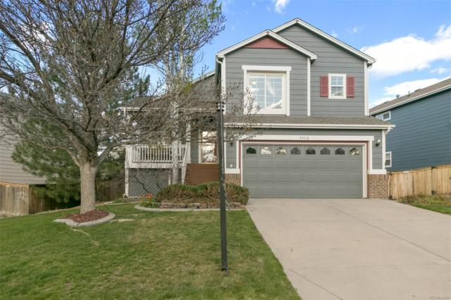 9352 Wolfe Street, Highlands Ranch, CO 80129 (#5270013) :: The DeGrood Team