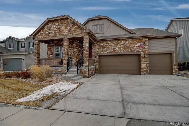 778 Gilpin Circle, Erie, CO 80516 (#5270480) :: Berkshire Hathaway HomeServices Innovative Real Estate