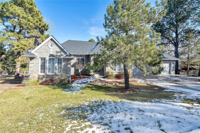 1355 Conifer Trail, Elizabeth, CO 80107 (#5270580) :: HomeSmart Realty Group